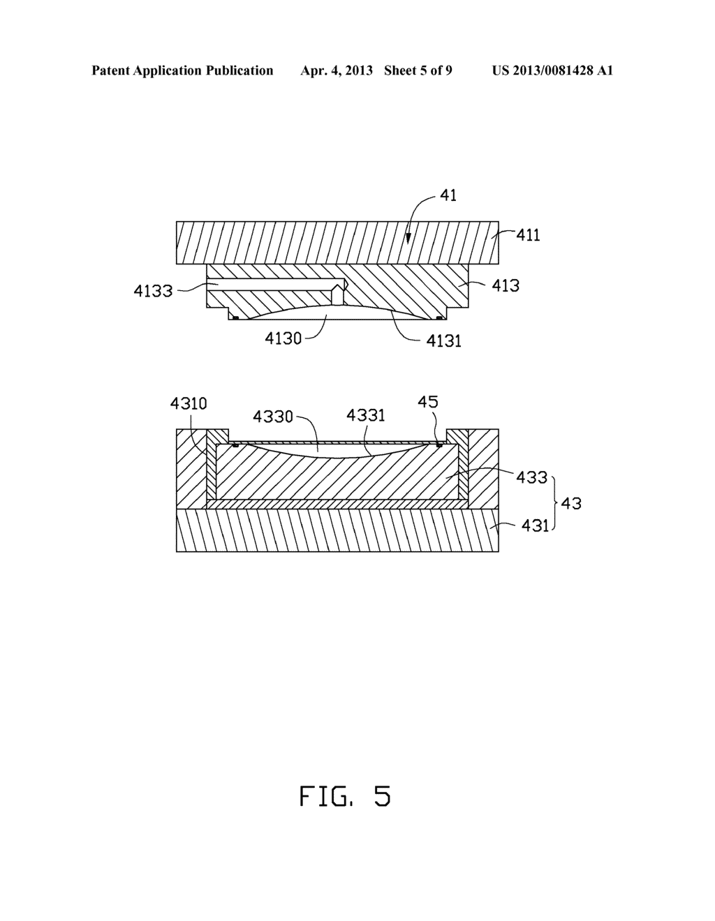 METHOD AND EQUIPMENT FOR MANUFACTURING CURVED GLASS SHEET - diagram, schematic, and image 06
