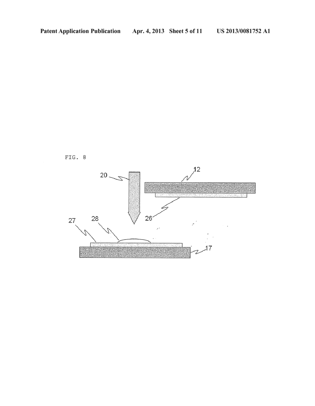 METHOD OF MANUFACTURING TRANSLUCENT RIGID SUBSTRATE LAMINATE - diagram, schematic, and image 06