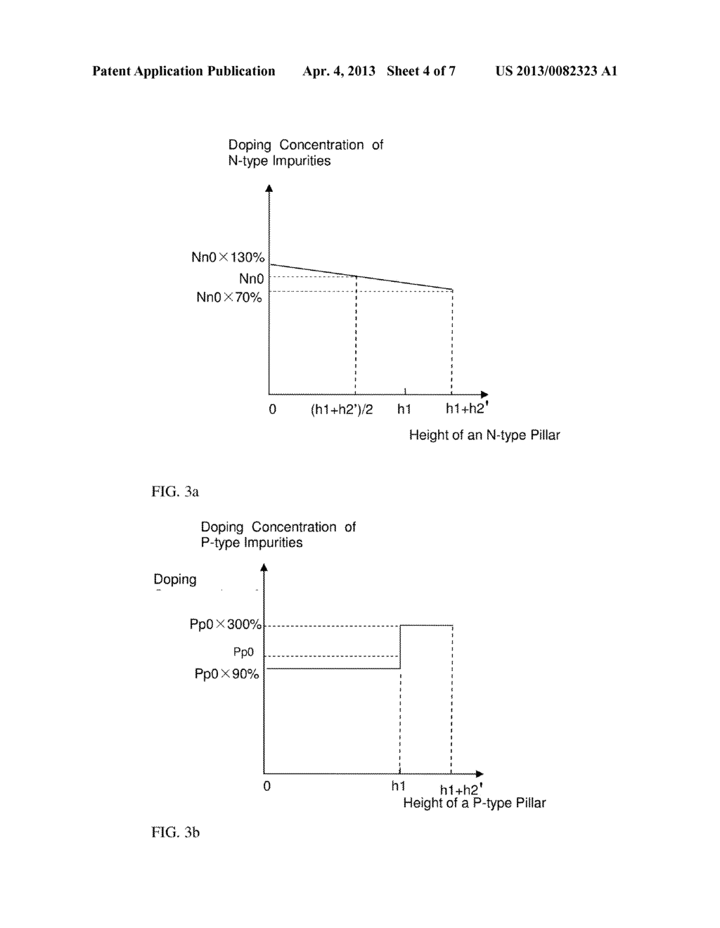 SUPERJUNCTION STRUCTURE, SUPERJUNCTION MOS TRANSISTOR AND MANUFACTURING     METHOD THEREOF - diagram, schematic, and image 05