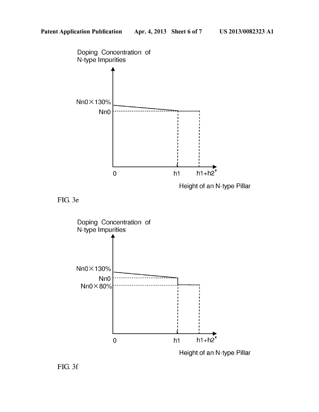 SUPERJUNCTION STRUCTURE, SUPERJUNCTION MOS TRANSISTOR AND MANUFACTURING     METHOD THEREOF - diagram, schematic, and image 07