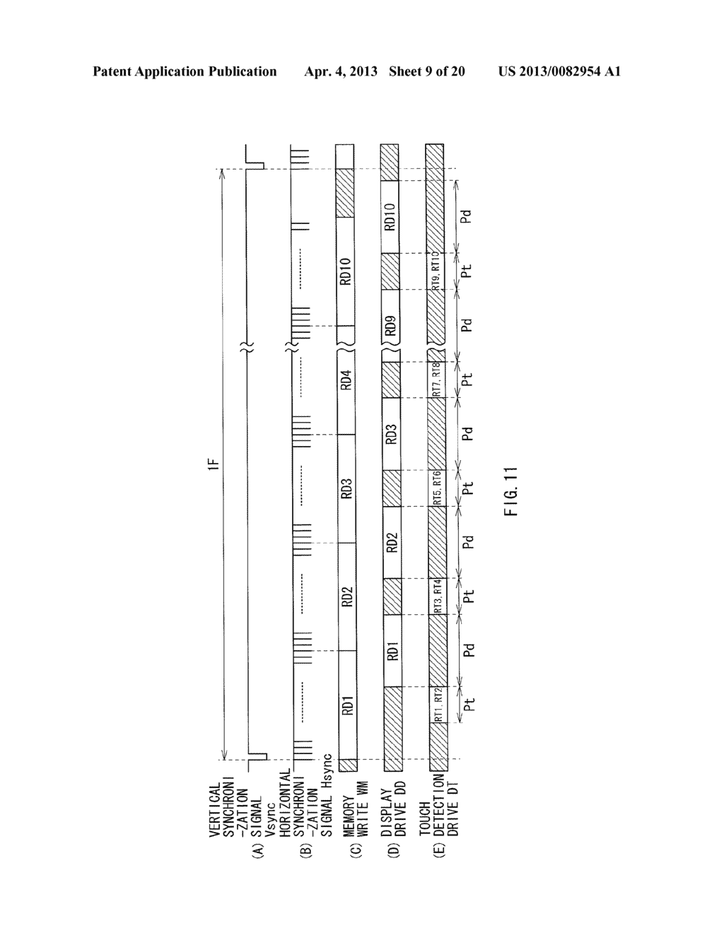 DISPLAY UNIT, DISPLAY METHOD, AND ELECTRONIC SYSTEM - diagram, schematic, and image 10