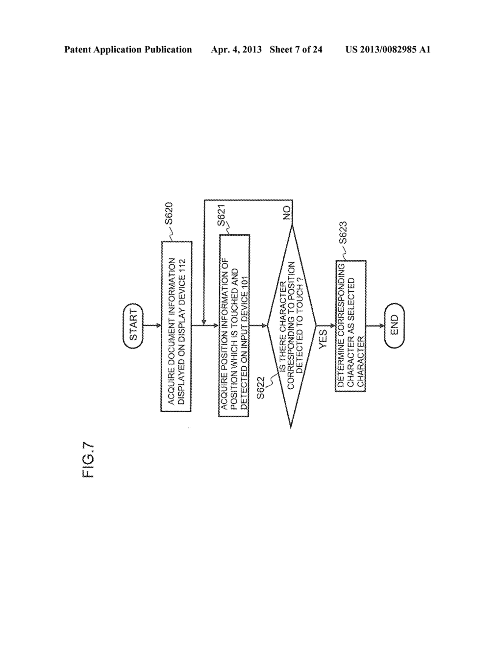 CONTENT DISPLAY APPARATUS, AND CONTENT DISPLAY METHOD - diagram, schematic, and image 08