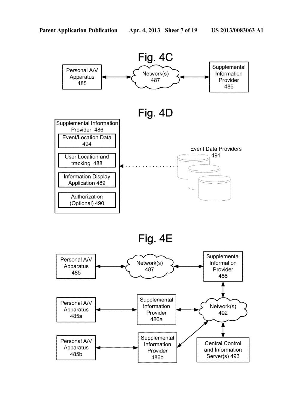 Service Provision Using Personal Audio/Visual System - diagram, schematic, and image 08