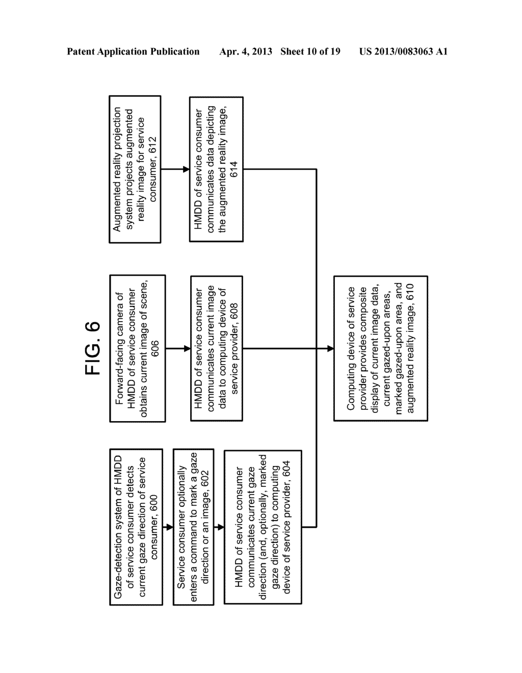 Service Provision Using Personal Audio/Visual System - diagram, schematic, and image 11