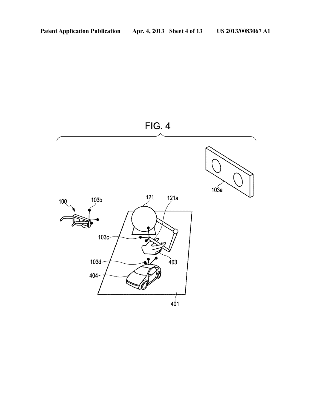 INFORMATION PROCESSING METHOD AND DEVICE FOR PRESENTING HAPTICS RECEIVED     FROM A VIRTUAL OBJECT - diagram, schematic, and image 05