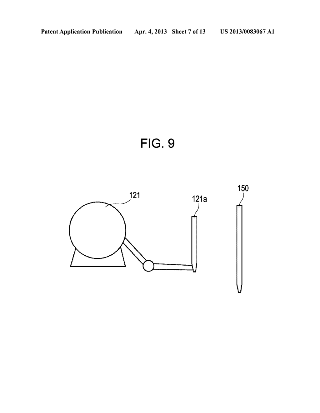 INFORMATION PROCESSING METHOD AND DEVICE FOR PRESENTING HAPTICS RECEIVED     FROM A VIRTUAL OBJECT - diagram, schematic, and image 08