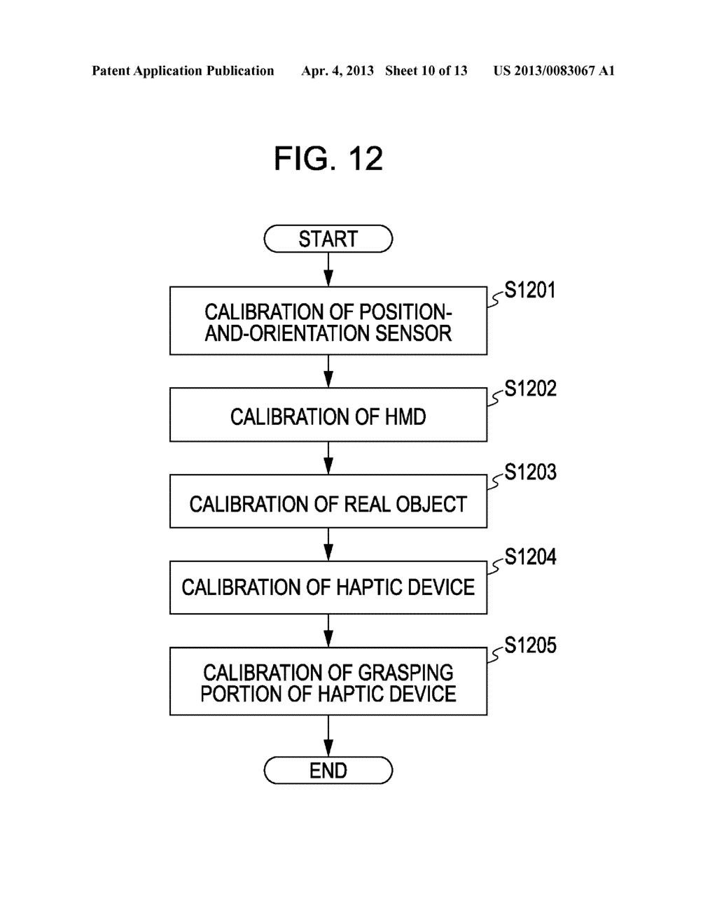 INFORMATION PROCESSING METHOD AND DEVICE FOR PRESENTING HAPTICS RECEIVED     FROM A VIRTUAL OBJECT - diagram, schematic, and image 11