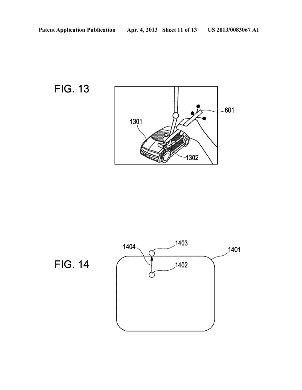 INFORMATION PROCESSING METHOD AND DEVICE FOR PRESENTING HAPTICS RECEIVED     FROM A VIRTUAL OBJECT - diagram, schematic, and image 12