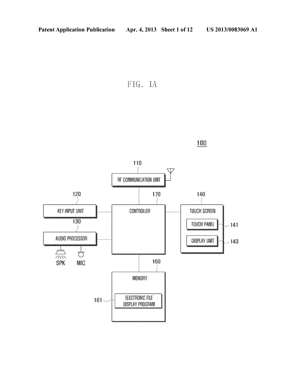 METHOD AND APPARATUS FOR INTERACTIVELY DISPLAYING  ELECTRONIC FILE IMAGES - diagram, schematic, and image 02