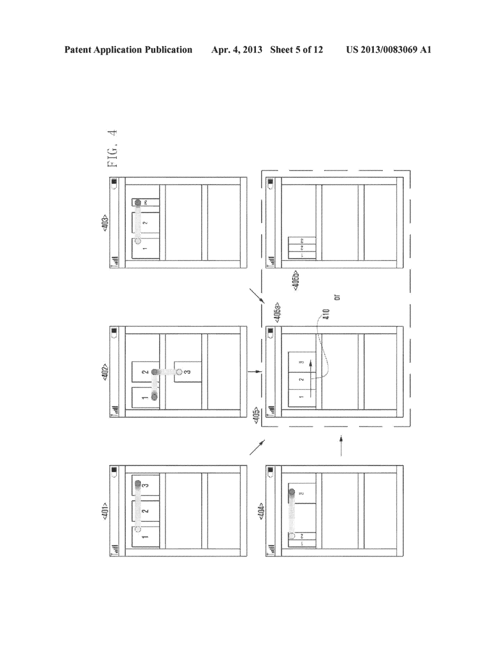 METHOD AND APPARATUS FOR INTERACTIVELY DISPLAYING  ELECTRONIC FILE IMAGES - diagram, schematic, and image 06