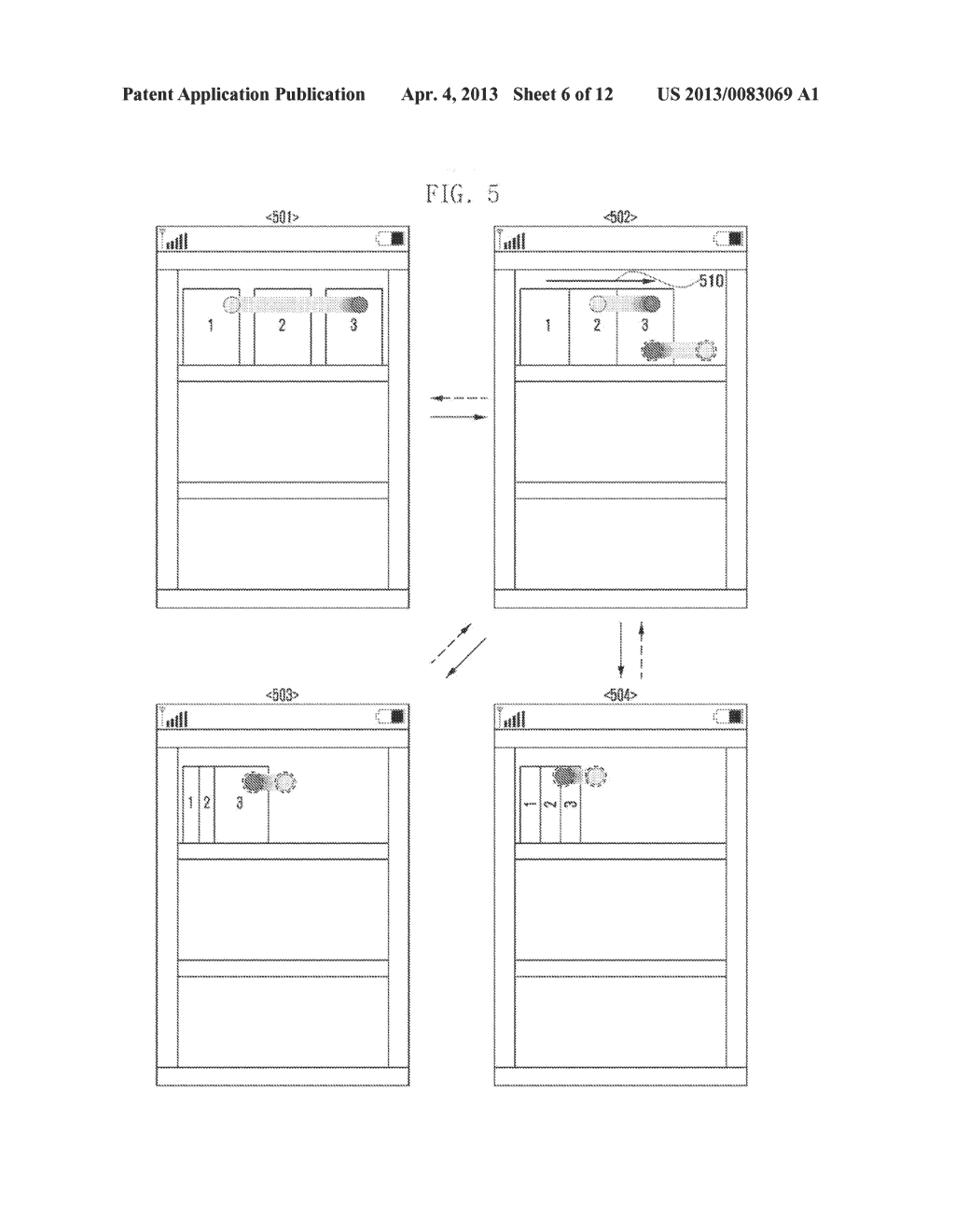 METHOD AND APPARATUS FOR INTERACTIVELY DISPLAYING  ELECTRONIC FILE IMAGES - diagram, schematic, and image 07
