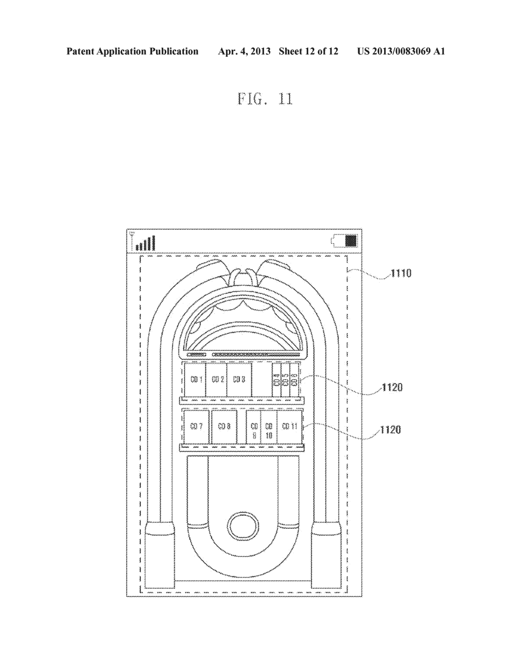 METHOD AND APPARATUS FOR INTERACTIVELY DISPLAYING  ELECTRONIC FILE IMAGES - diagram, schematic, and image 13