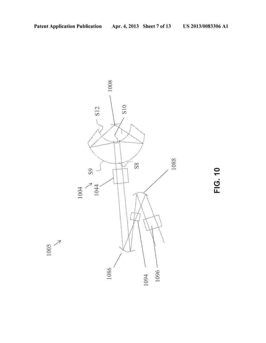 Inspection Apparatus, Lithographic Apparatus, and Device Manufacturing     Method - diagram, schematic, and image 08