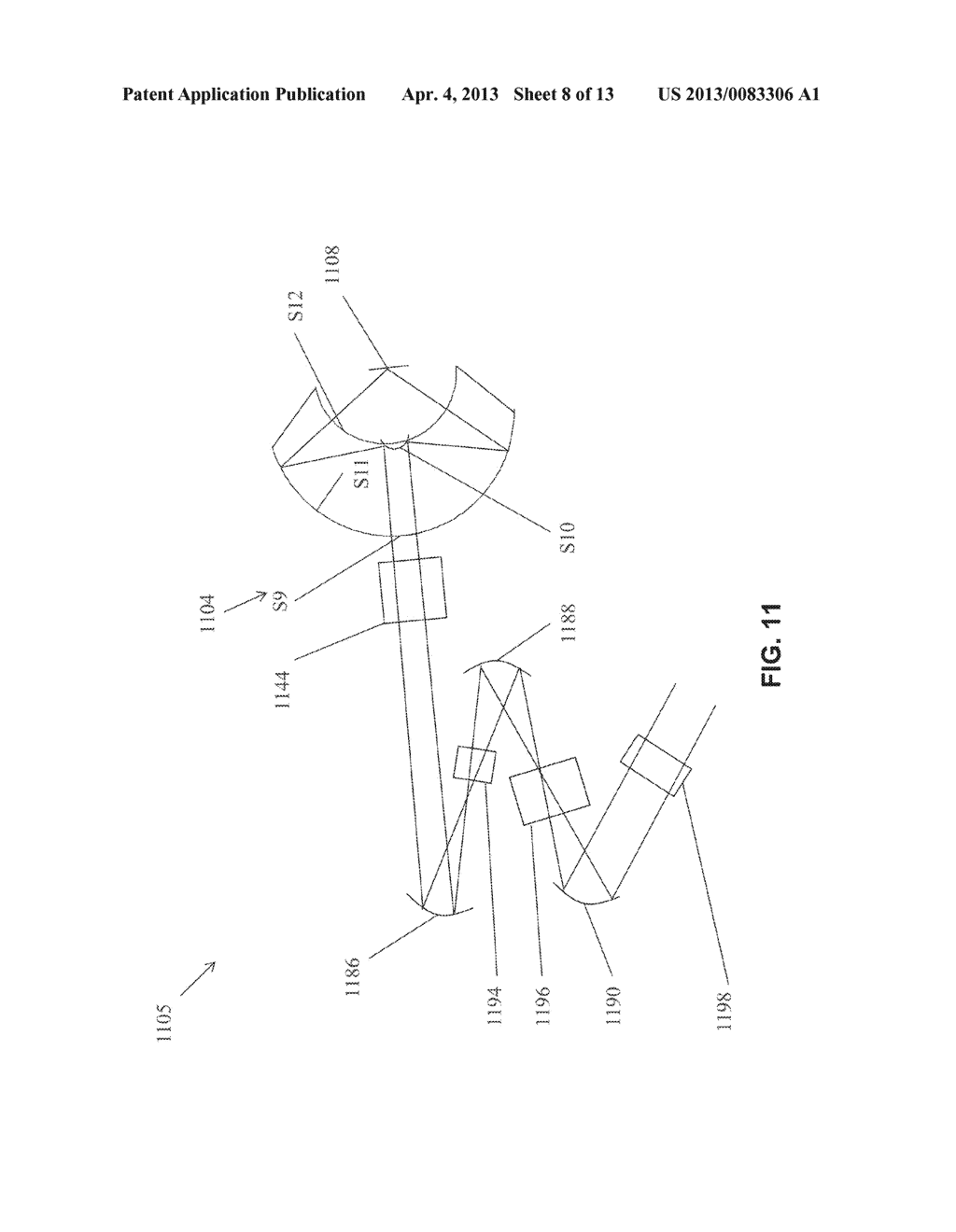 Inspection Apparatus, Lithographic Apparatus, and Device Manufacturing     Method - diagram, schematic, and image 09