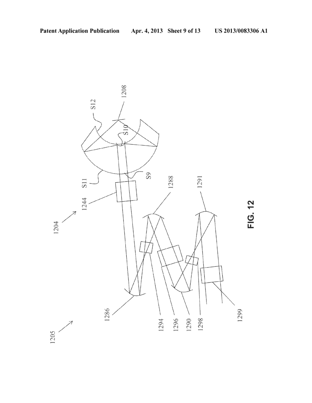 Inspection Apparatus, Lithographic Apparatus, and Device Manufacturing     Method - diagram, schematic, and image 10