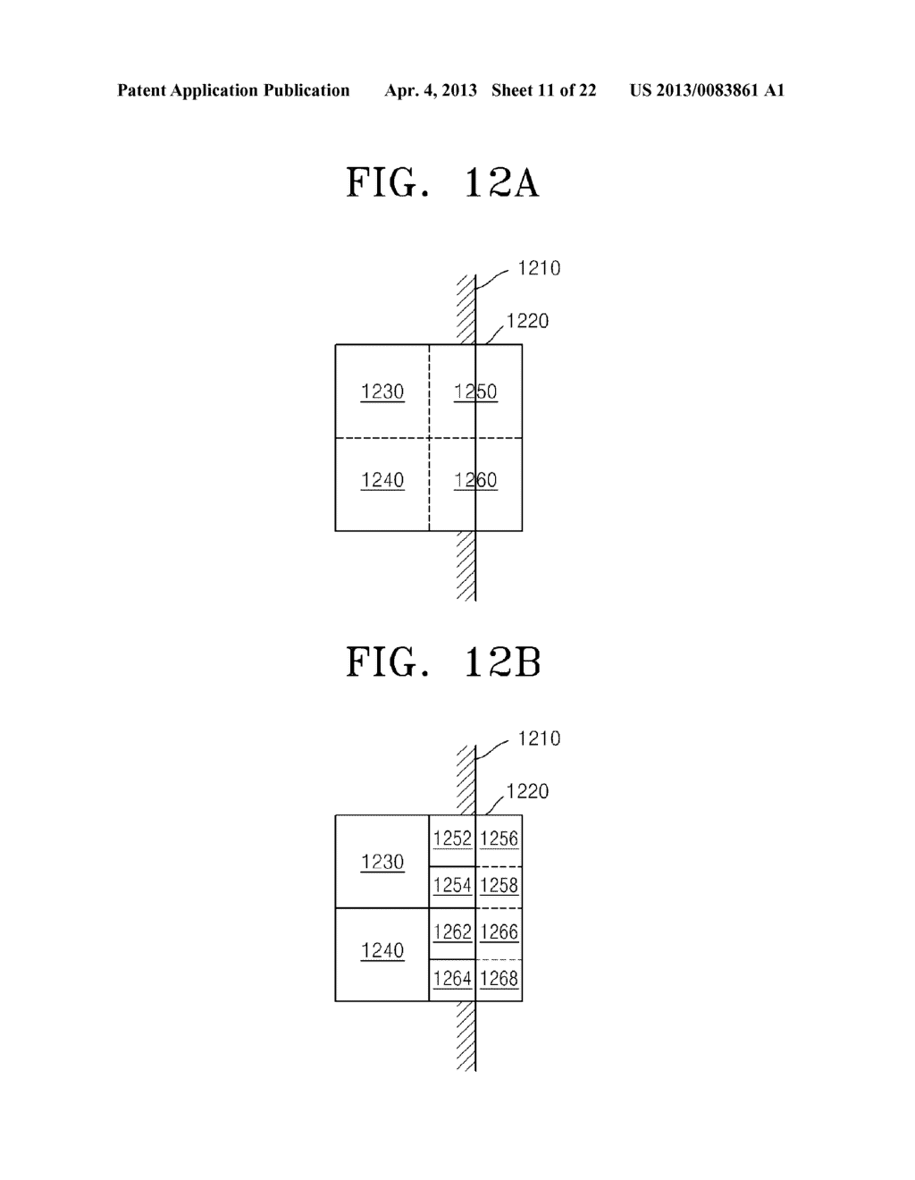 METHOD AND APPARATUS FOR ENCODING AND DECODING CODING UNIT OF PICTURE     BOUNDARY - diagram, schematic, and image 12