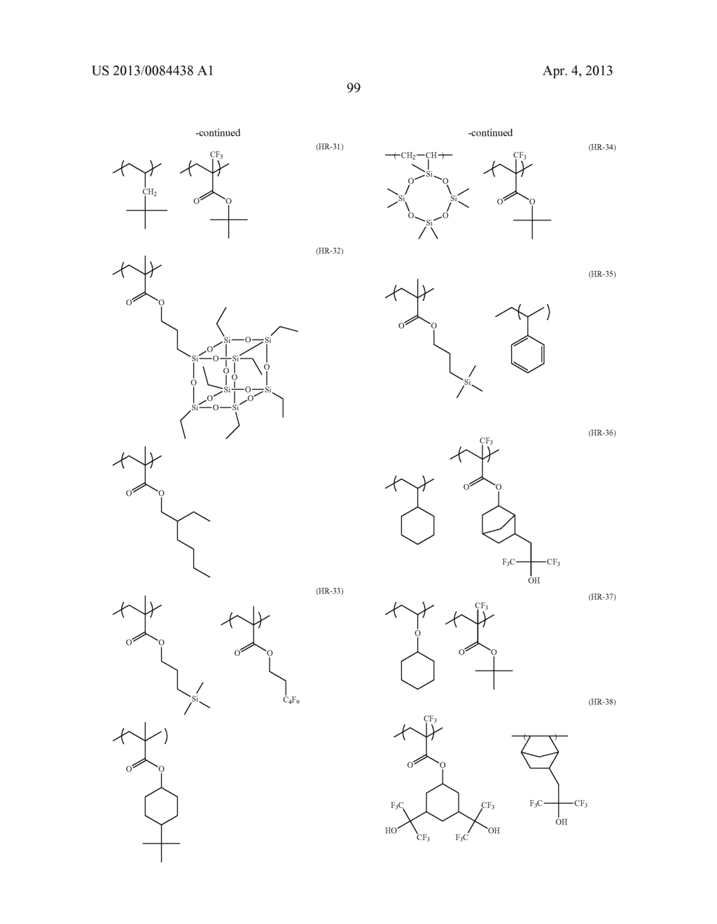 PATTERN FORMING METHOD, ELECTRON BEAM-SENSITIVE OR EXTREME     ULTRAVIOLET-SENSITIVE COMPOSITION, RESIST FILM, MANUFACTURING METHOD OF     ELECTRONIC DEVICE, AND ELECTRONIC DEVICE - diagram, schematic, and image 100