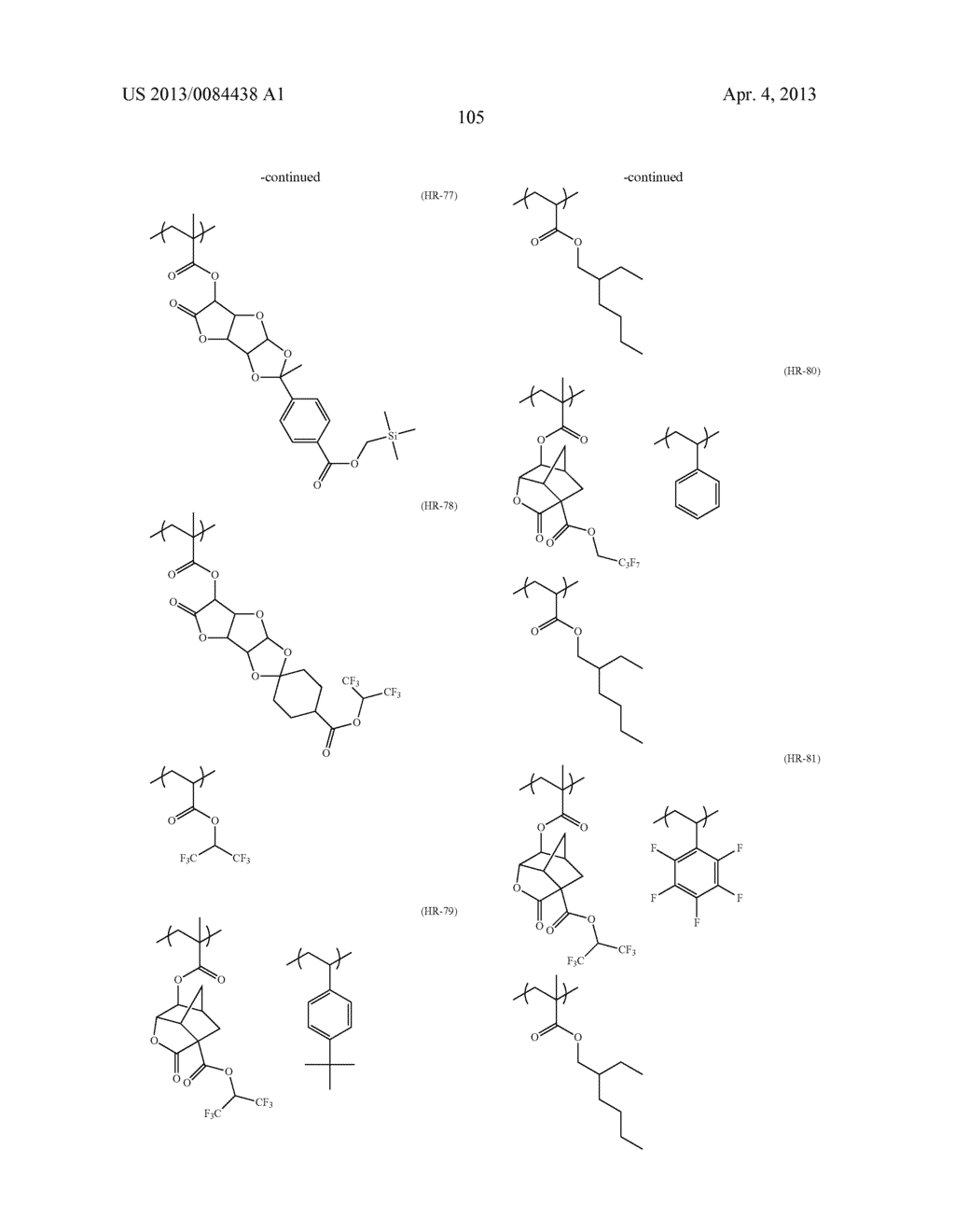 PATTERN FORMING METHOD, ELECTRON BEAM-SENSITIVE OR EXTREME     ULTRAVIOLET-SENSITIVE COMPOSITION, RESIST FILM, MANUFACTURING METHOD OF     ELECTRONIC DEVICE, AND ELECTRONIC DEVICE - diagram, schematic, and image 106