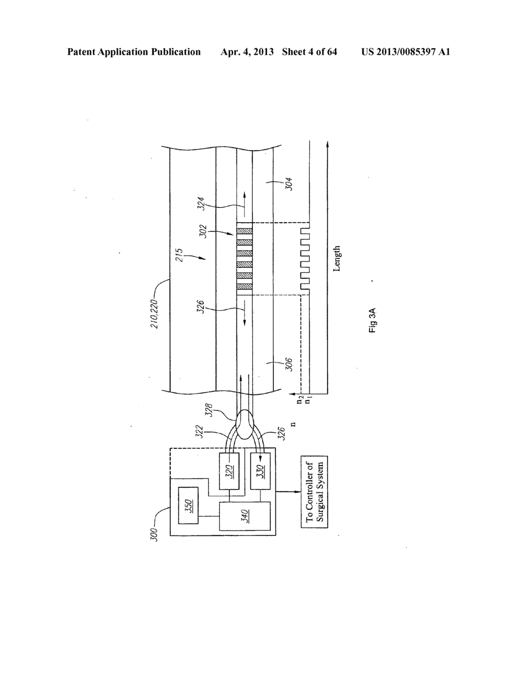 OPTICAL FIBER INSTRUMENT SYSTEM AND METHOD WITH MOTION-BASED ADJUSTMENT - diagram, schematic, and image 05