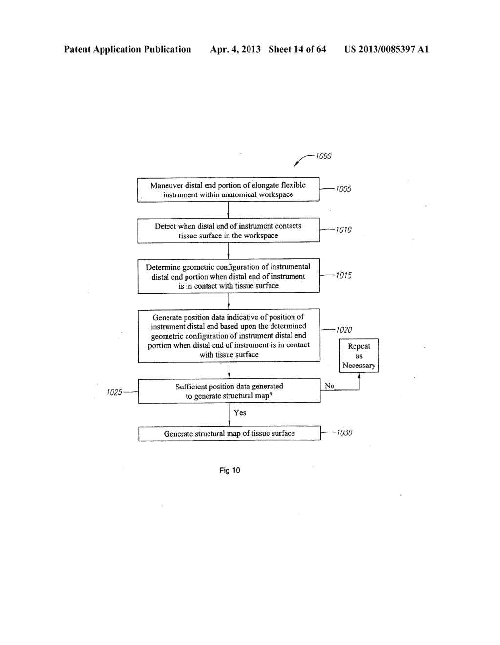 OPTICAL FIBER INSTRUMENT SYSTEM AND METHOD WITH MOTION-BASED ADJUSTMENT - diagram, schematic, and image 15