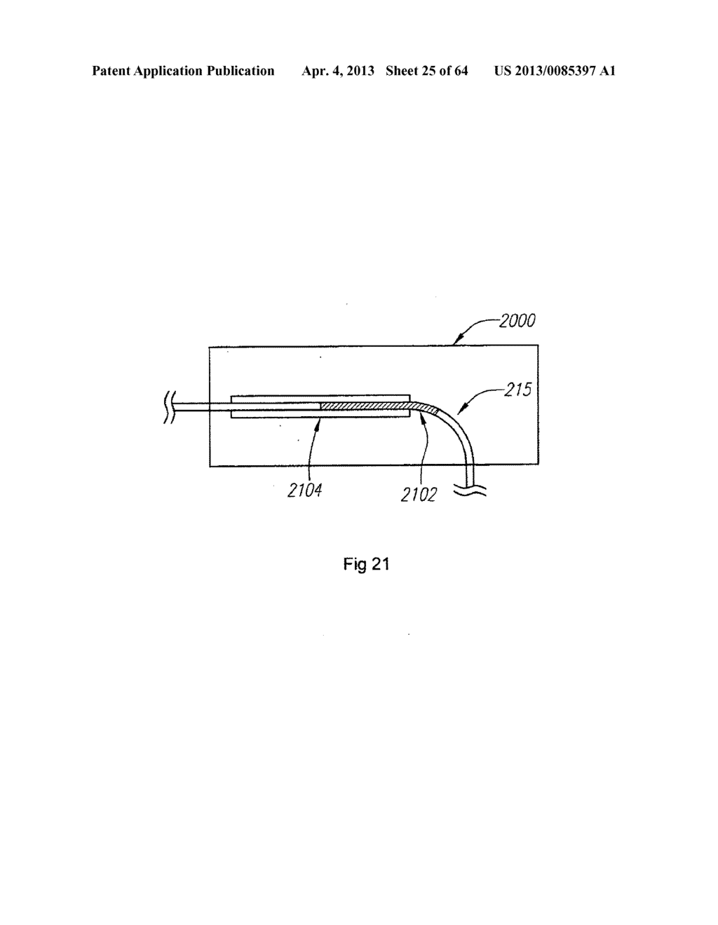 OPTICAL FIBER INSTRUMENT SYSTEM AND METHOD WITH MOTION-BASED ADJUSTMENT - diagram, schematic, and image 26