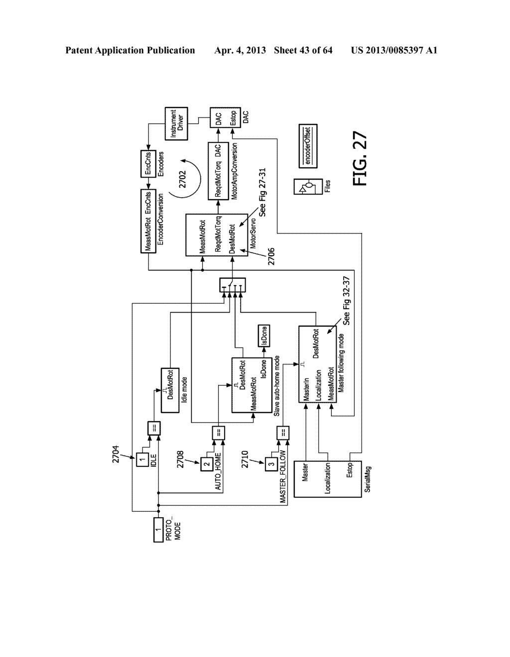 OPTICAL FIBER INSTRUMENT SYSTEM AND METHOD WITH MOTION-BASED ADJUSTMENT - diagram, schematic, and image 44