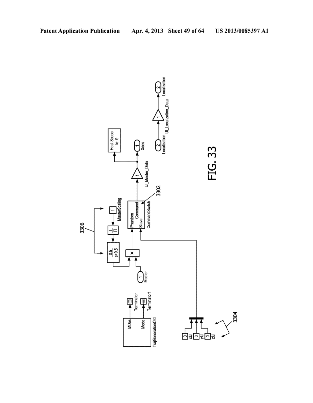 OPTICAL FIBER INSTRUMENT SYSTEM AND METHOD WITH MOTION-BASED ADJUSTMENT - diagram, schematic, and image 50