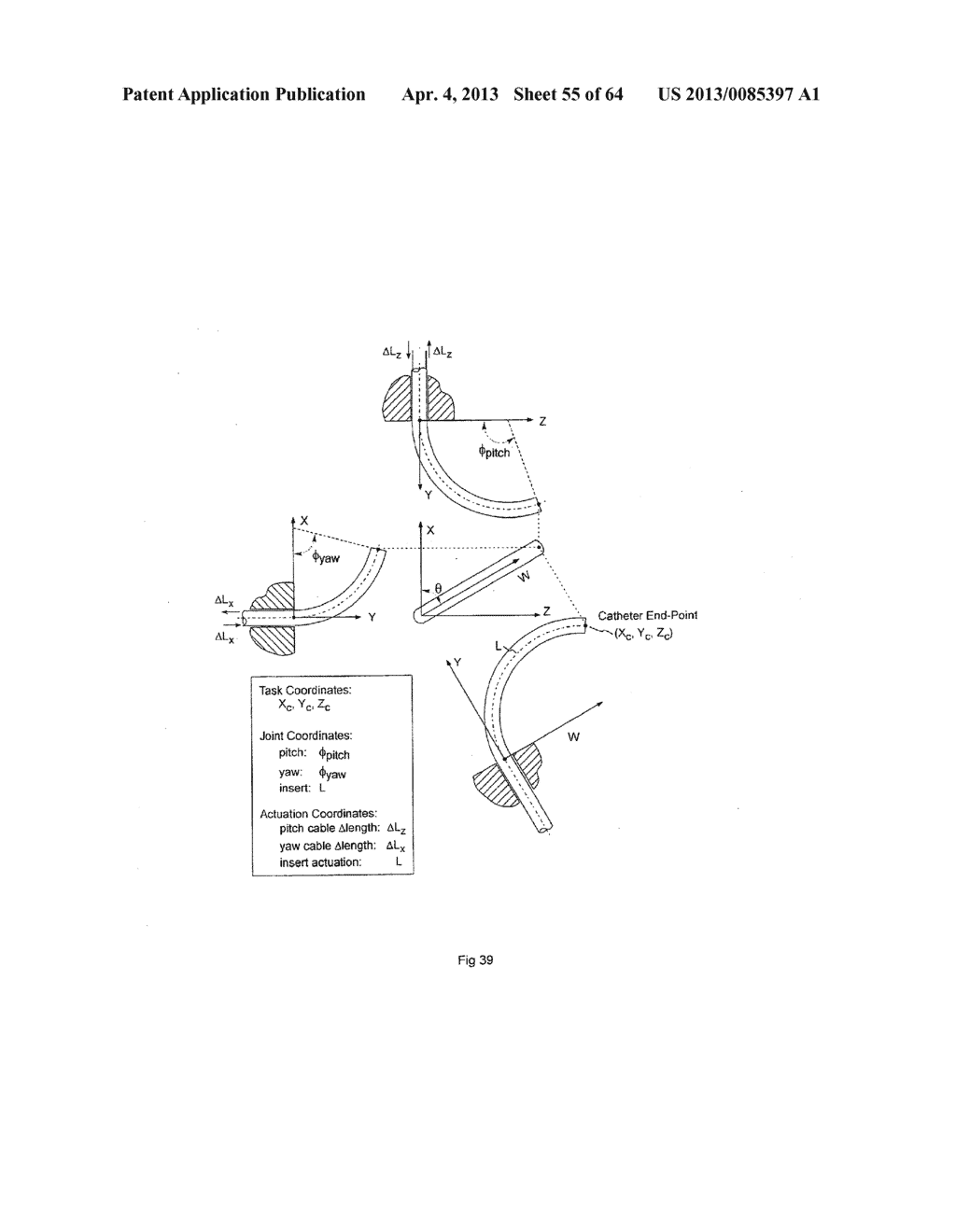 OPTICAL FIBER INSTRUMENT SYSTEM AND METHOD WITH MOTION-BASED ADJUSTMENT - diagram, schematic, and image 56
