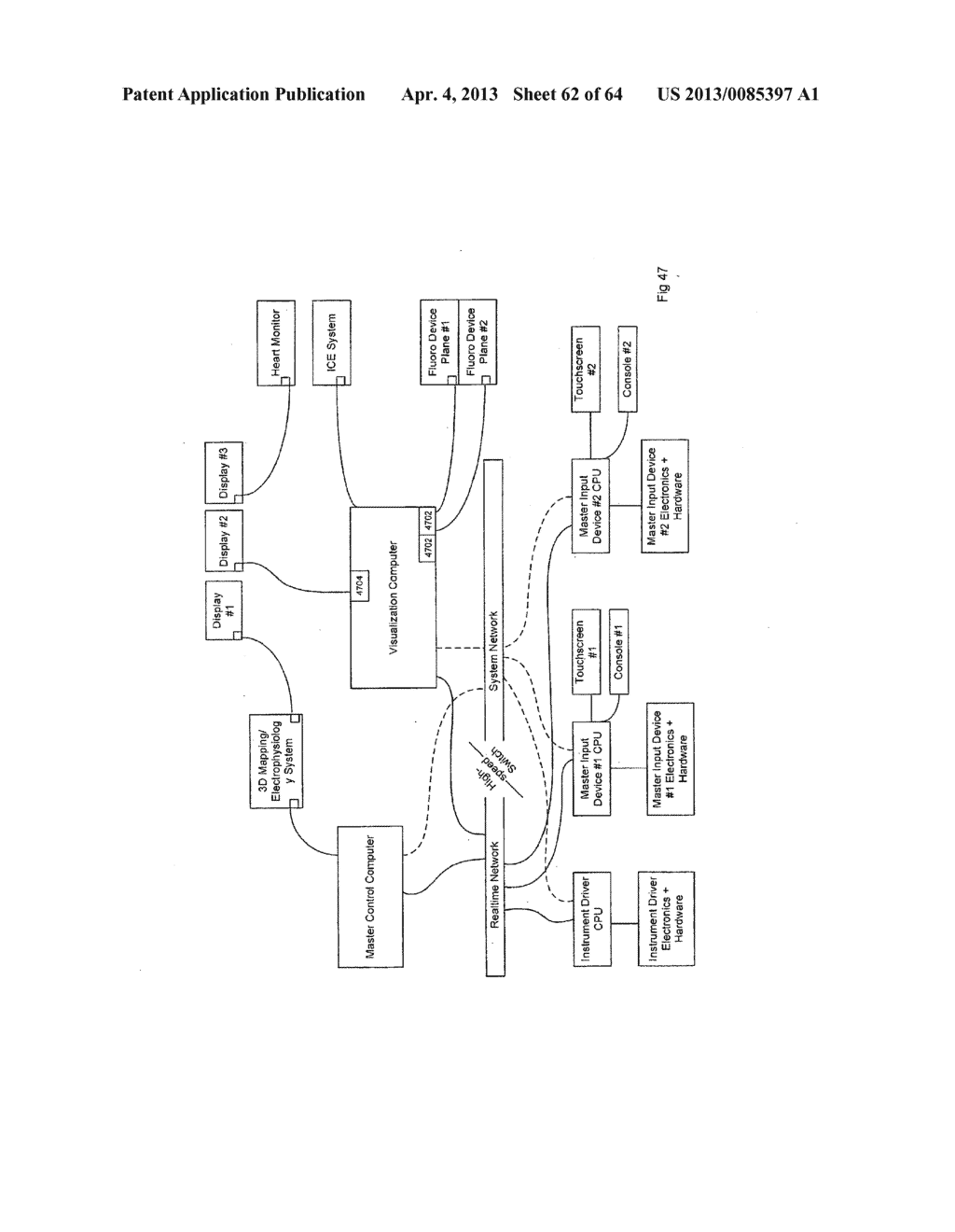 OPTICAL FIBER INSTRUMENT SYSTEM AND METHOD WITH MOTION-BASED ADJUSTMENT - diagram, schematic, and image 63
