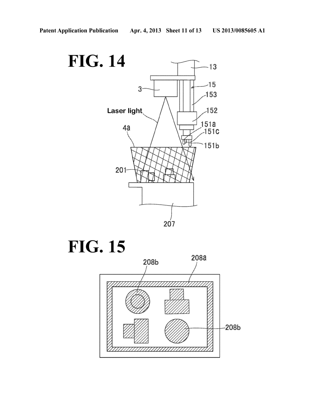 ROBOT SYSTEM AND METHOD FOR PRODUCING A TO-BE-PROCESSED MATERIAL - diagram, schematic, and image 12