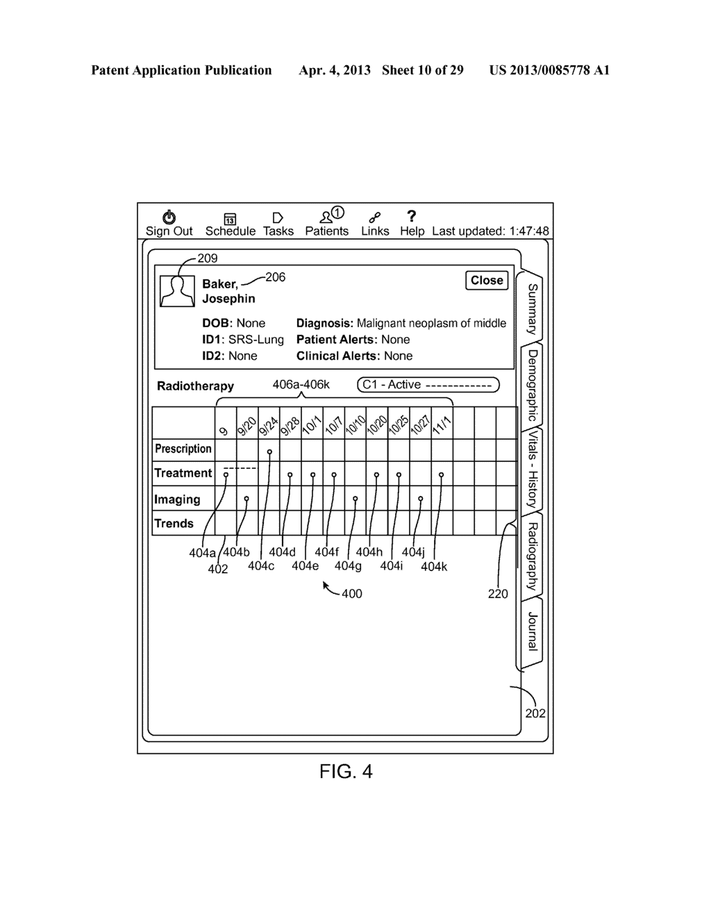 ELECTRONIC MEDICAL CHART - diagram, schematic, and image 11