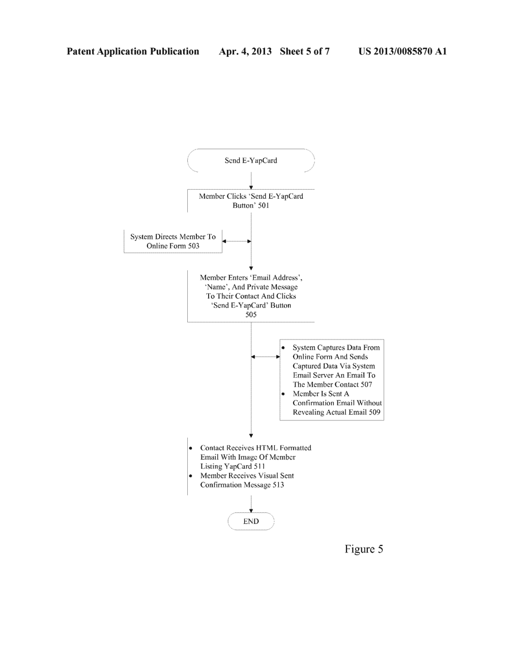 METHODS AND APPARATUS FOR SECURE AND ENHANCED CLASSIFIED LISTING SERVICES     AND TRANSACTIONS - diagram, schematic, and image 06