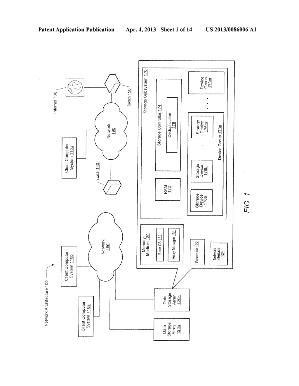 METHOD FOR REMOVING DUPLICATE DATA FROM A STORAGE ARRAY - diagram, schematic, and image 02