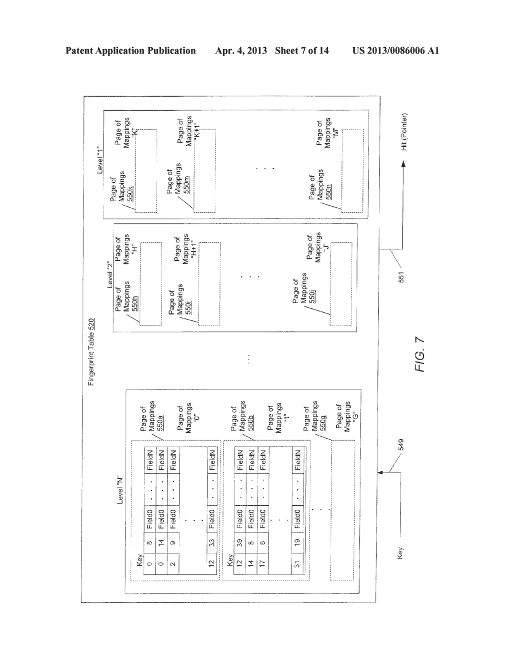METHOD FOR REMOVING DUPLICATE DATA FROM A STORAGE ARRAY - diagram, schematic, and image 08