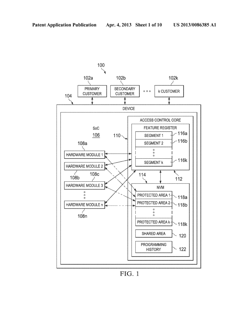 System and Method for Providing Hardware-Based Security - diagram, schematic, and image 02
