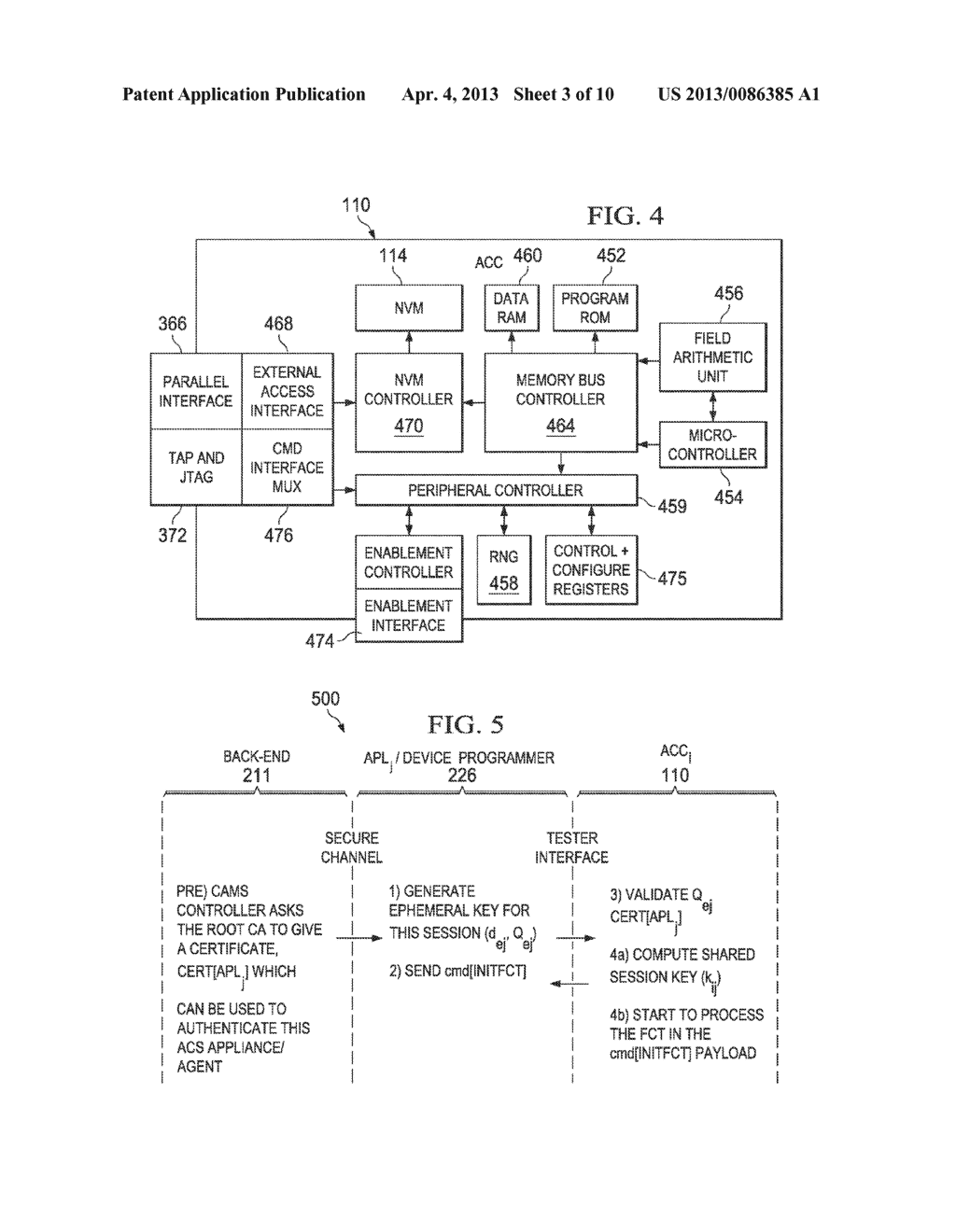 System and Method for Providing Hardware-Based Security - diagram, schematic, and image 04