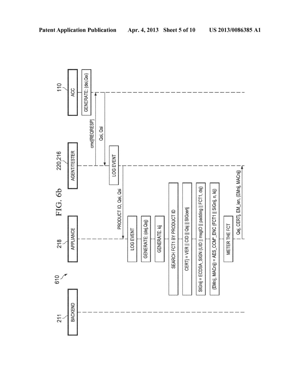System and Method for Providing Hardware-Based Security - diagram, schematic, and image 06