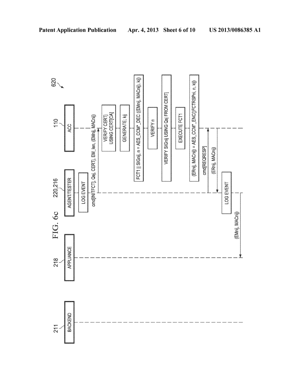 System and Method for Providing Hardware-Based Security - diagram, schematic, and image 07