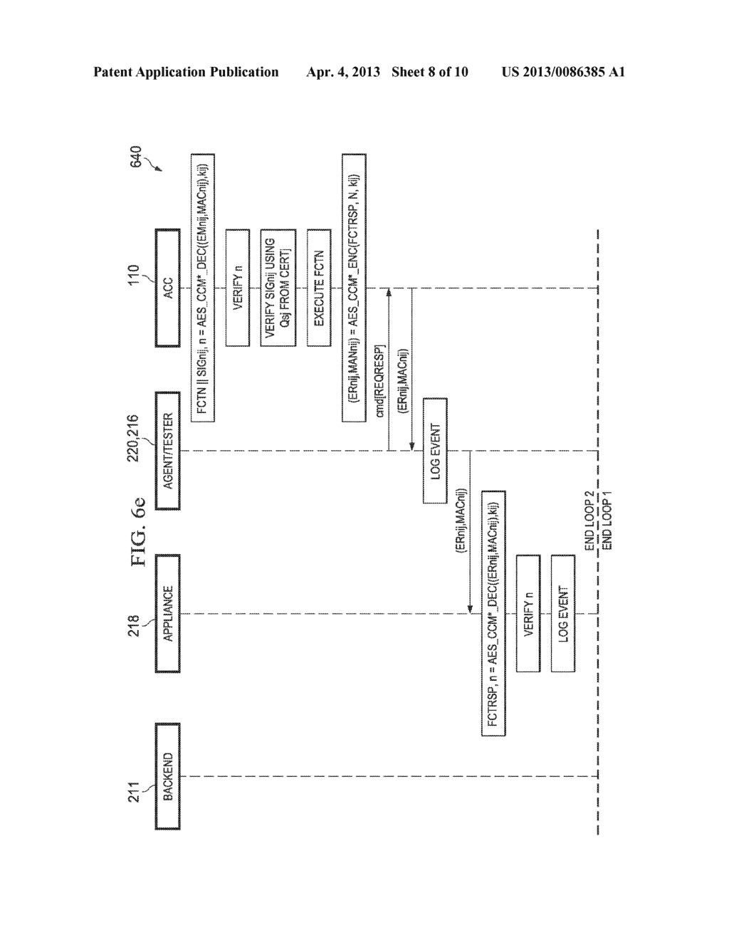 System and Method for Providing Hardware-Based Security - diagram, schematic, and image 09