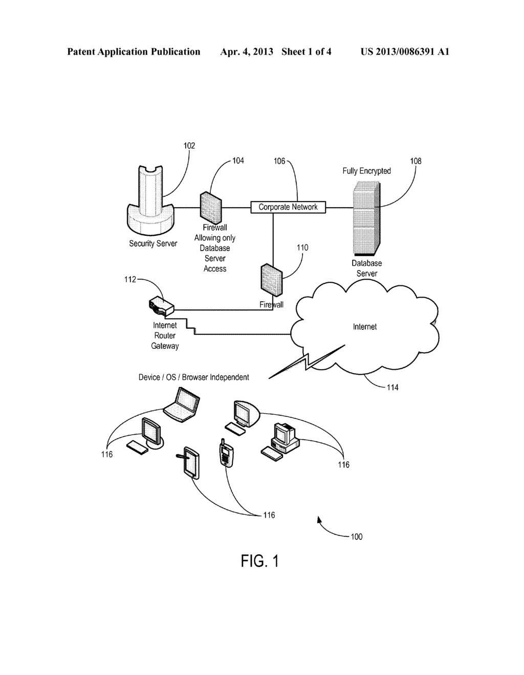 SYSTEM, ARCHITECTURE AND METHOD FOR SECURE ENCRYPTION AND DECRYPTION - diagram, schematic, and image 02