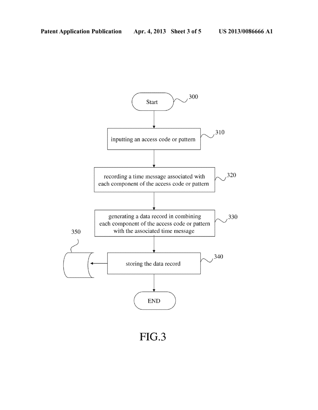 METHOD AND COMPUTER SYSTEM FOR PROVIDING TIME RATIO-BASED     PASSWORD/CHALLENGE AUTHENTICATION - diagram, schematic, and image 04