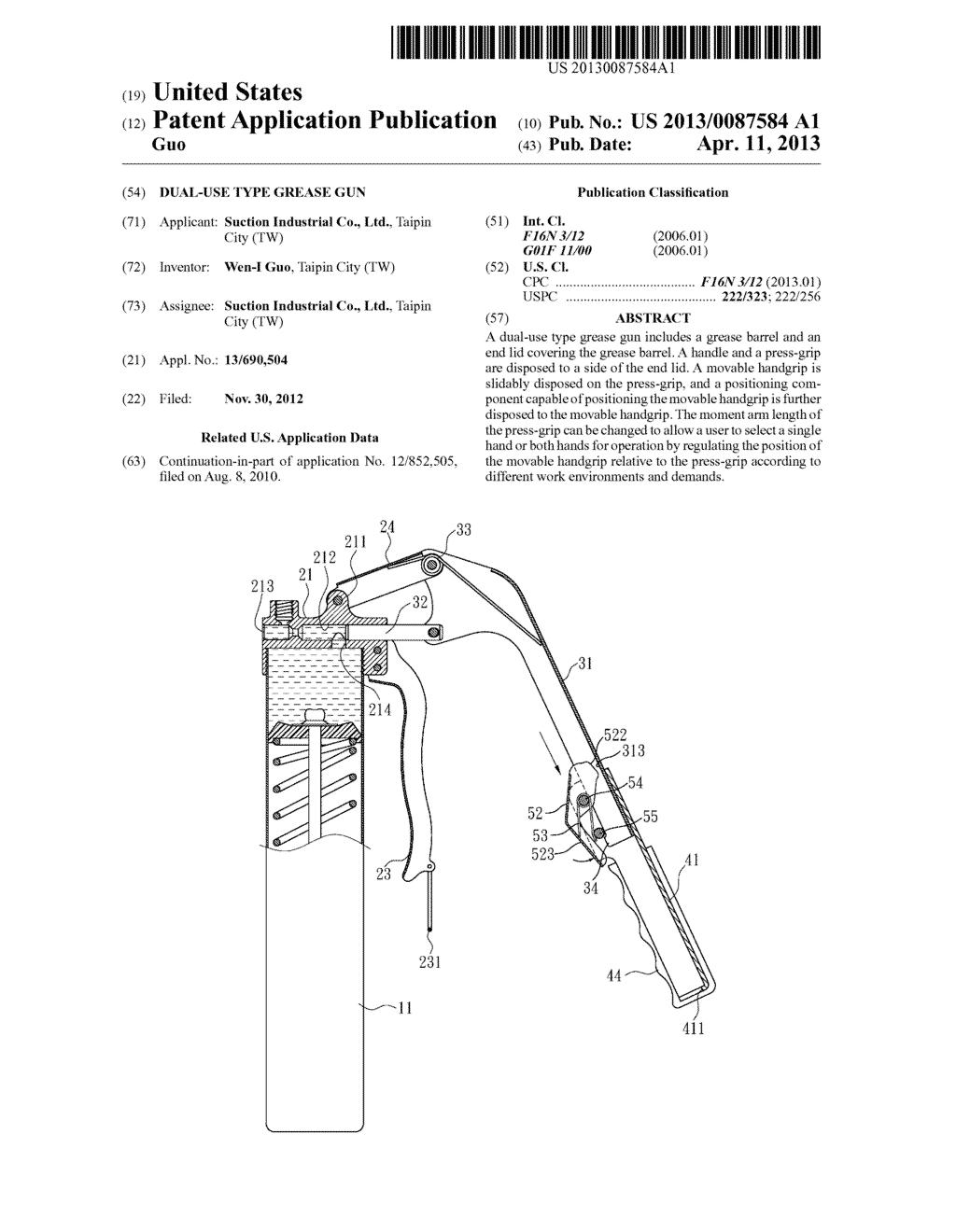 dual use type grease gun diagram, schematic, and image 01Diagram Of Grease Gun #3