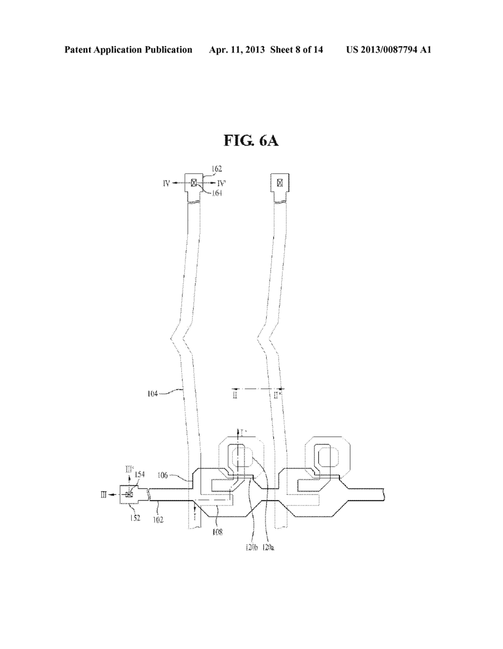 Thin Film Transistor Substrate and Method of Fabricating the Same - diagram, schematic, and image 09