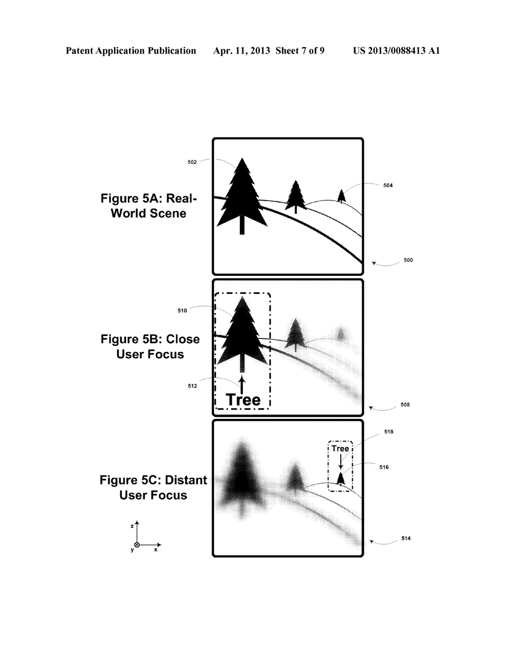 Method to Autofocus on Near-Eye Display - diagram, schematic, and image 08