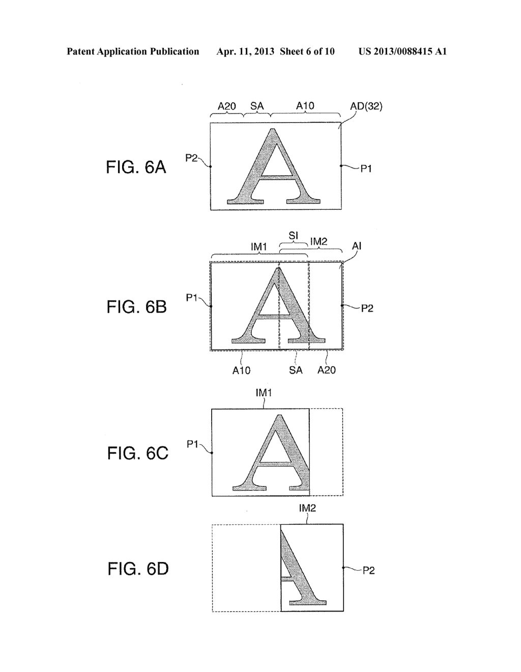 VIRTUAL IMAGE DISPLAY DEVICE AND MANUFACTURING METHOD OF VIRTUAL IMAGE     DISPLAY DEVICE - diagram, schematic, and image 07