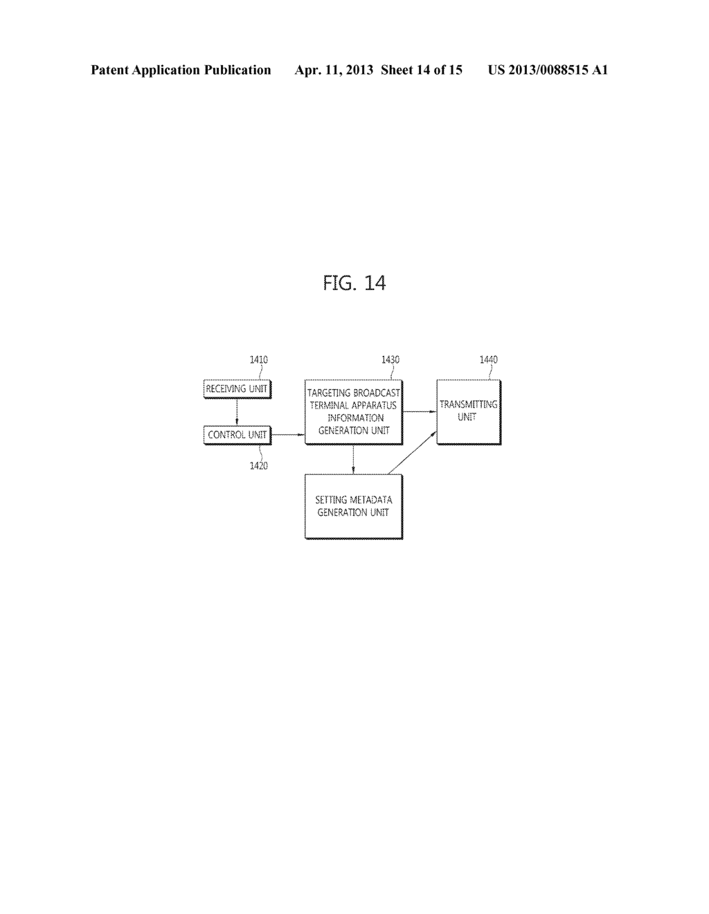 METHOD OF PROVIDING AUGMENTED CONTENTS AND APPARATUS FOR PERFORMING THE     SAME, METHOD OF REGISTERING AUGMENTED CONTENTS AND APPARATUS FOR     PERFORMING THE SAME, SYSTEM FOR PROVIDING TARGETING AUGMENTED CONTENTS - diagram, schematic, and image 15