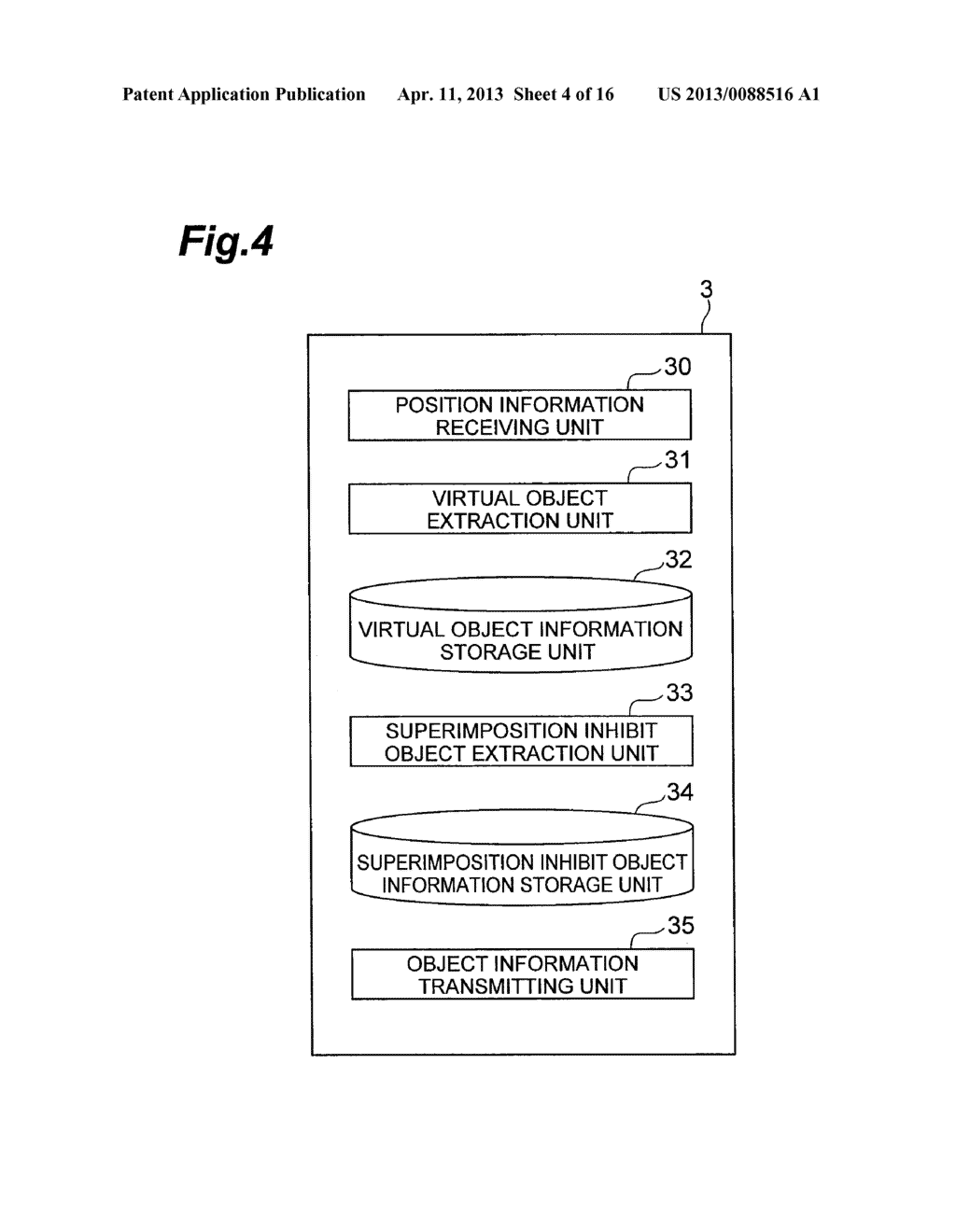 OBJECT DISPLAYING APPARATUS, OBJECT DISPLAYING SYSTEM, AND OBJECT     DISPLAYING METHOD - diagram, schematic, and image 05
