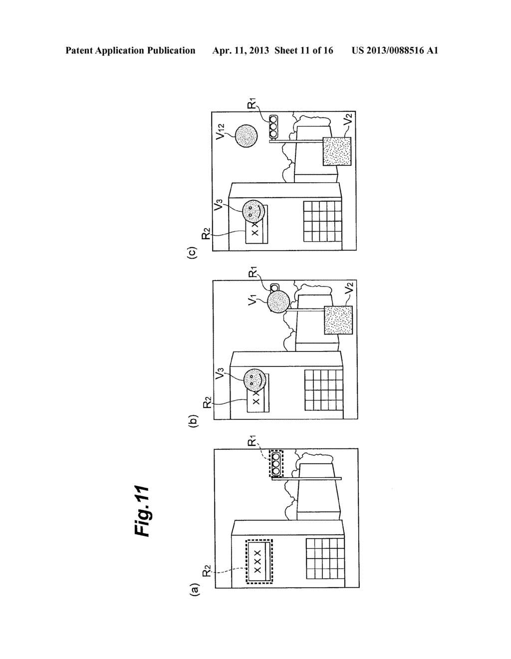 OBJECT DISPLAYING APPARATUS, OBJECT DISPLAYING SYSTEM, AND OBJECT     DISPLAYING METHOD - diagram, schematic, and image 12