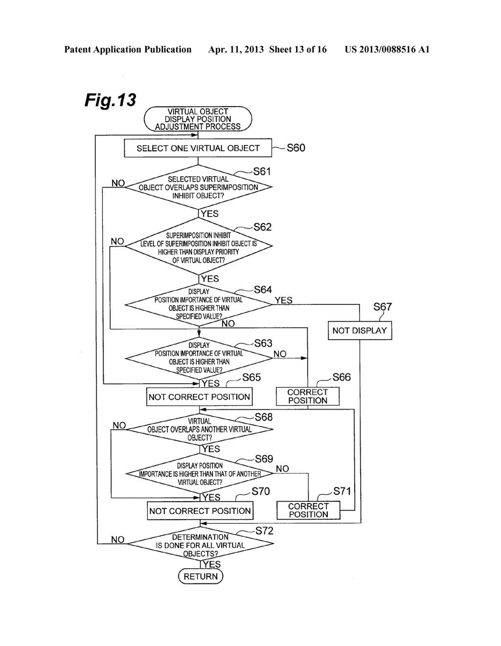 OBJECT DISPLAYING APPARATUS, OBJECT DISPLAYING SYSTEM, AND OBJECT     DISPLAYING METHOD - diagram, schematic, and image 14