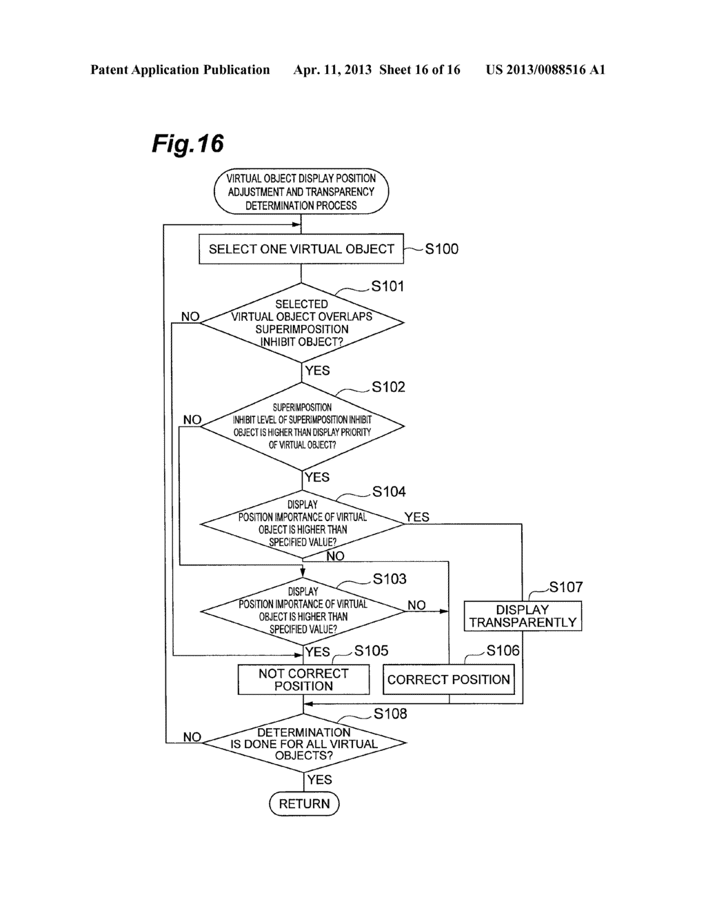OBJECT DISPLAYING APPARATUS, OBJECT DISPLAYING SYSTEM, AND OBJECT     DISPLAYING METHOD - diagram, schematic, and image 17